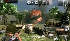 d day frontline commando
