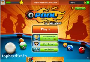 8 ball pool unblocked
