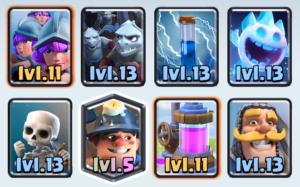 arena 10 deck clash royale