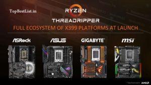 AMD Threadripper 1950x vs Threadripper 1920x
