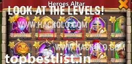 Castle Clash Mod Apk 1.3.3 Hack Version unlimited gems