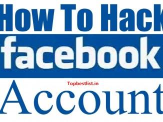 hack facebook account password through social engineering