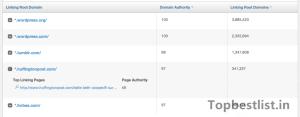 open site explorer tools similar