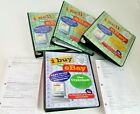 Lynn Dralle I Buy I Sell On Ebay Loose Leaf Binder System Lot 5 Pieces New