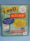 I Sell on eBay Tracking Binder Notebook Sheets Dralle System Organi