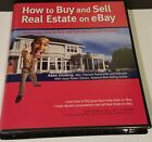 Real Estate – How To Buy and Sell on EBay by Adam Ginsberg – 3 CD'