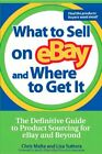 What to Sell on eBay and Where to Get It, Malta 9780072262780 Free Shipping-,