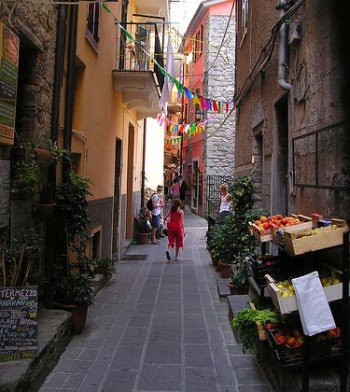 Itinerary for 2 Days in the Cinque Terre