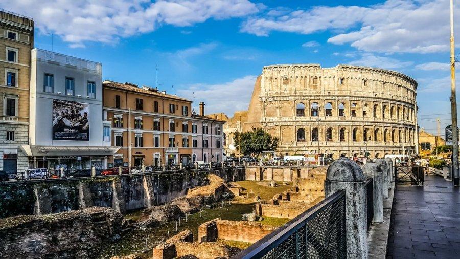 Italian Cities Rome