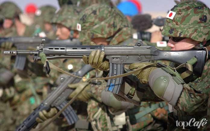Βρετανικές ένοπλες δυνάμεις που χρονολογούνται