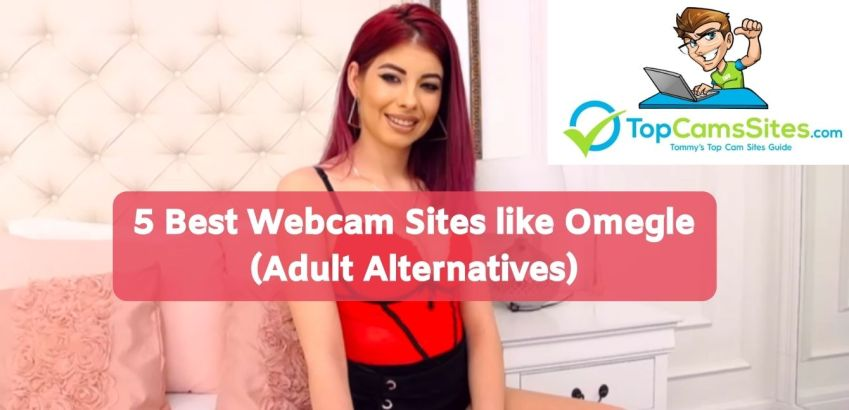 Best Webcam Sites like Omegle