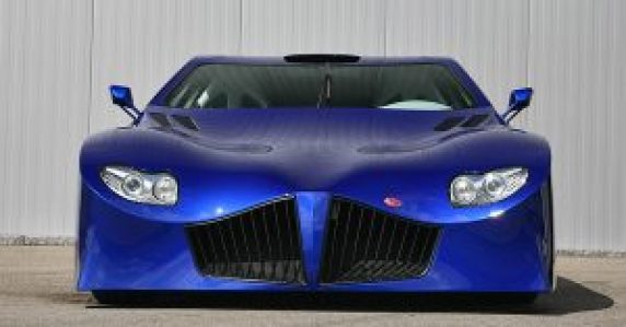 2008 Weber Sportscars Faster One Most Ugly Cars in The World