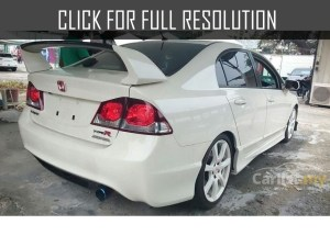 Honda Civic Fd Type R  amazing photo gallery, some information and specifications, as well as