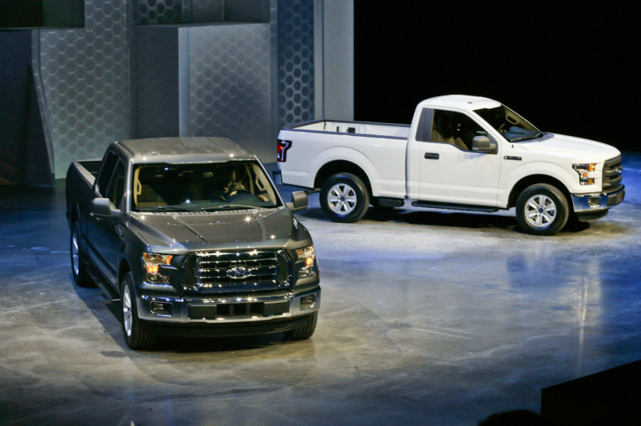 2015 Ford F 150 Redesign