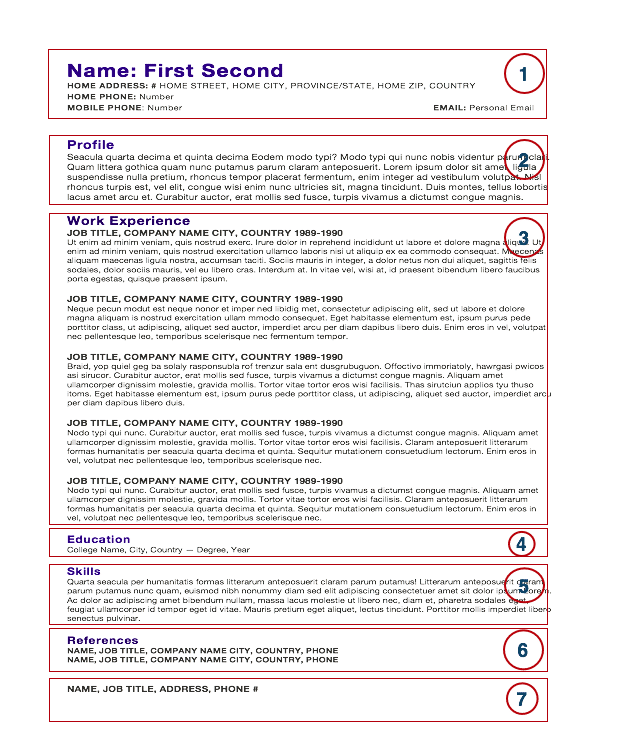 Chef Resumes Online. Executive Chef Resume And Resume Examples On