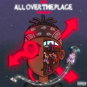 Download All Over the Place (Deluxe) by KSI zip download