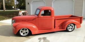 1941 Chevy Pickup Truck Street Rod for sale: photos