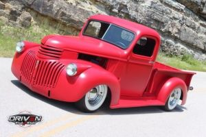 1941 Chevy Pickup,RestoMod,Injected LS V8,DB,Lowered,NICE
