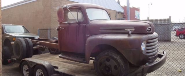 1948 Ford F3 Specifications Daily Trending