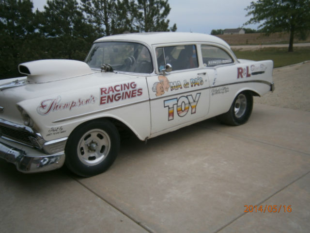1956 chevy race car for sale  photos  technical specifications     1956 chevy race car