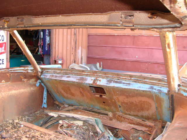 Project X 57 Chevy Wagon