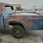 1960 Ford Crewcab 4x4 Armbruster Truck F350 For Sale Photos Technical Specifications Description