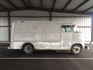 1963 Chevrolet P30 Step Van for sale: photos, technical