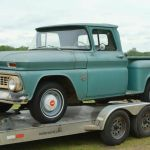 1963 Chevy C10 Stepside Truck For Sale Photos Technical Specifications Description