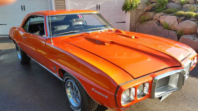 69 Pontiac Firebird 400