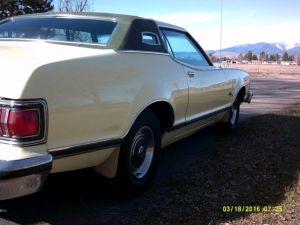 1974 Mercury Cougar for sale: photos, technical