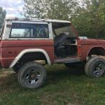 1975 Ford Ford Bronco G Code Factory 302 Roller Project For Sale Photos Technical Specifications Description