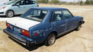 1982 Datsun 210 4 Door Coupe Automatic, runs good! Rare A15 Engine! for sale: photos, technical