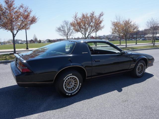 1983 Chevrolet Camaro Berlinetta 1 Owner Survivor 85 200 Miles Coupe 5 0l V8 For Sale Photos Technical Specifications Description
