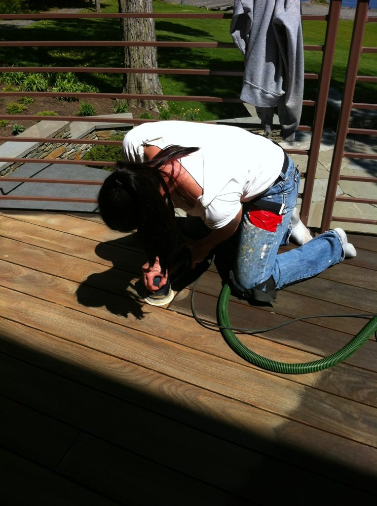 Ipe Deck Finish: 5 Things not to Do : TopCoatReview
