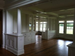 Painting Interior Trim in New Construction