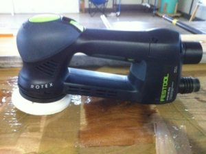 Rotex Sander Review