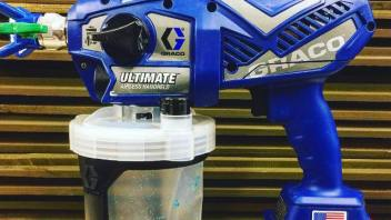 Preview: Graco Ultra Handheld Sprayers