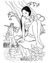Pocahontaz image for children