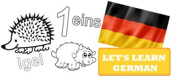 Let's learn german