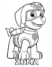 Printable pictures Paw Patrol