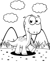 Dinosaur Coloring Pages Topcoloringpages Net