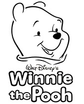 Pooh Eeyore Tigger Coloring Pages Topcoloringpages Net