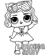 L O L Surprise Coloring Pages To Print Topcoloringpages Net