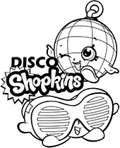 Free Shopkins Coloring Pages Topcoloringpages Net