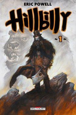 Couverture du comics Hillbilly tome 1