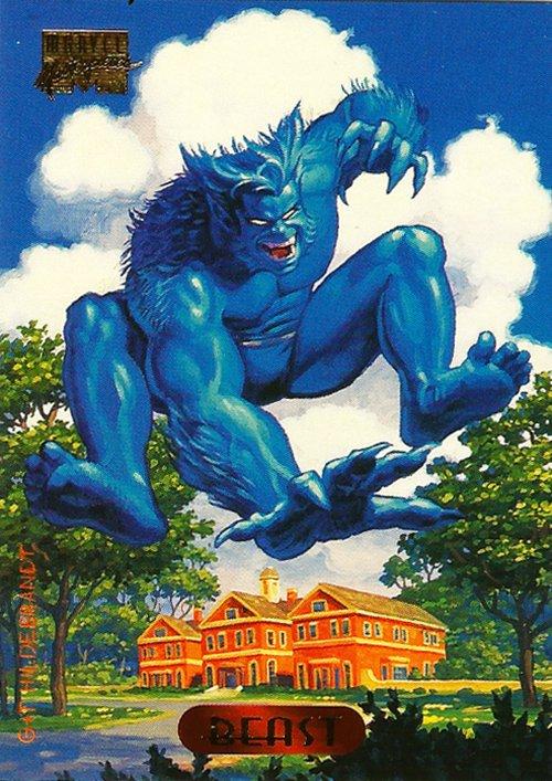 Marvel Masterpieces 1994 Fauve