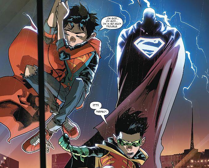 Super Sons tome 1