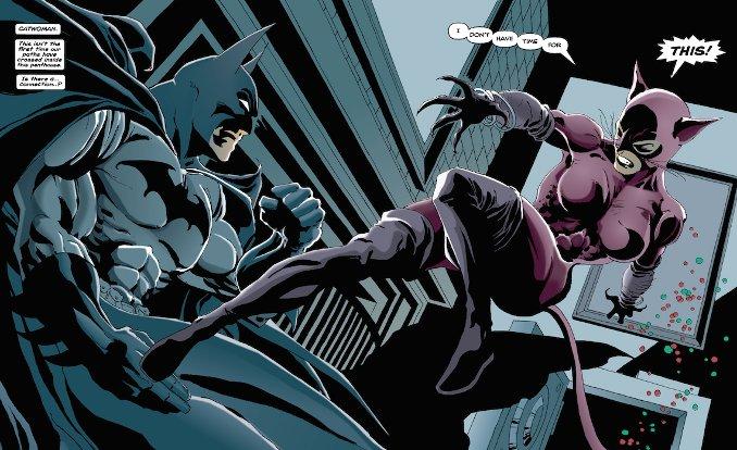 Par où commencer Batman ?