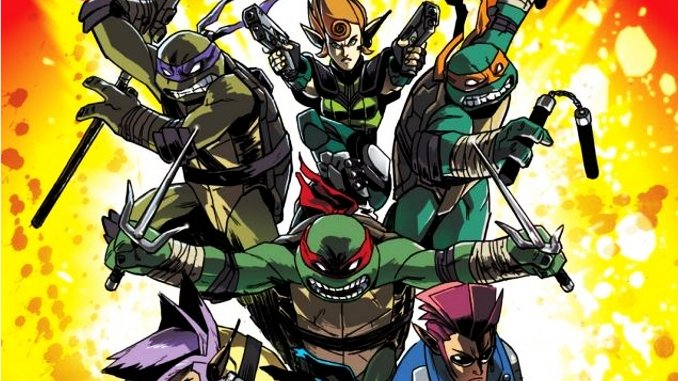 Les Tortues Ninja TMNT tome 1