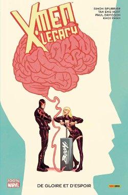 X-Men Legacy tome 3 aux éditions Panini